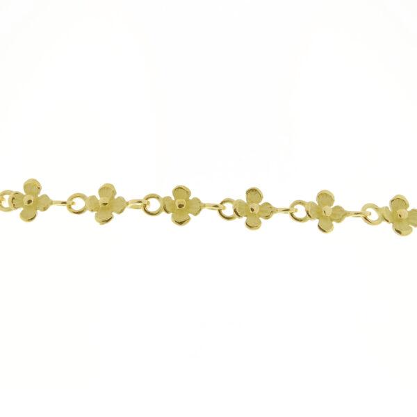 Bracciale fiori (E045)