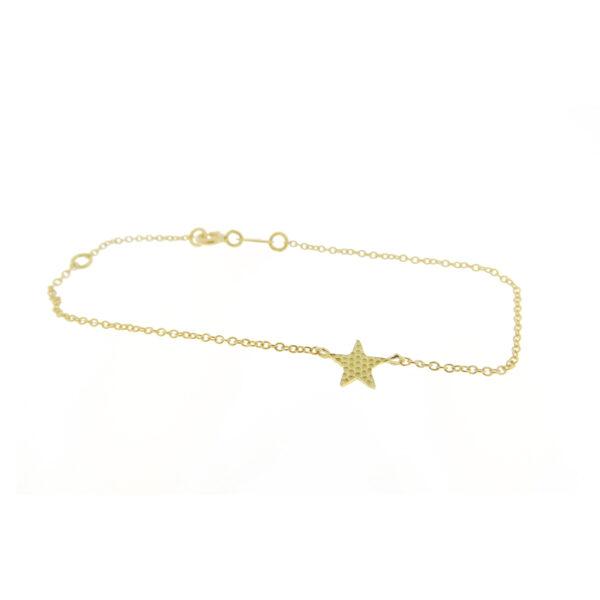 Stella oro giallo (E557)