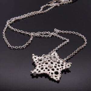 Girocollo stella marina lucente (NA_E98-b_Co)